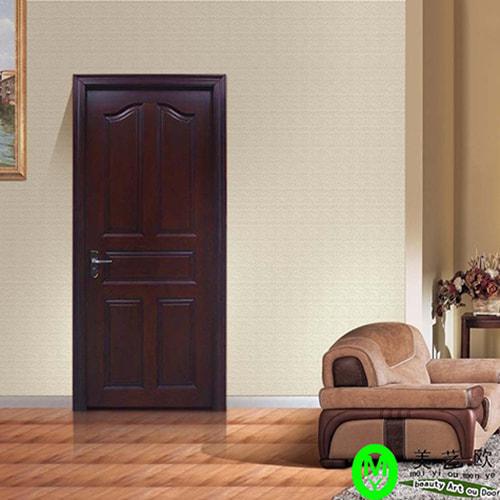 cửa phòng ngủ đẹp - mẫu 10