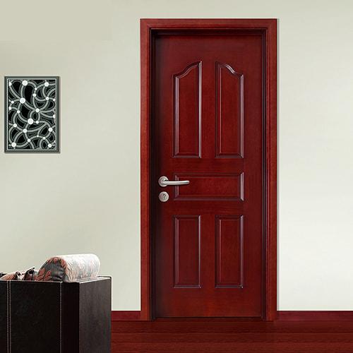 cửa phòng ngủ đẹp - mẫu 11