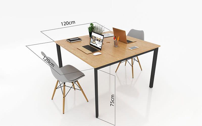 Kích thước chuẩn bàn nhân viên