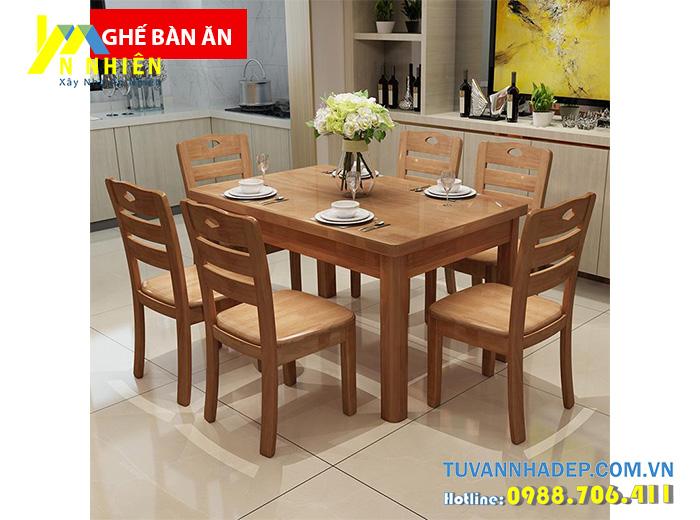 ghế bàn ăn 6 người