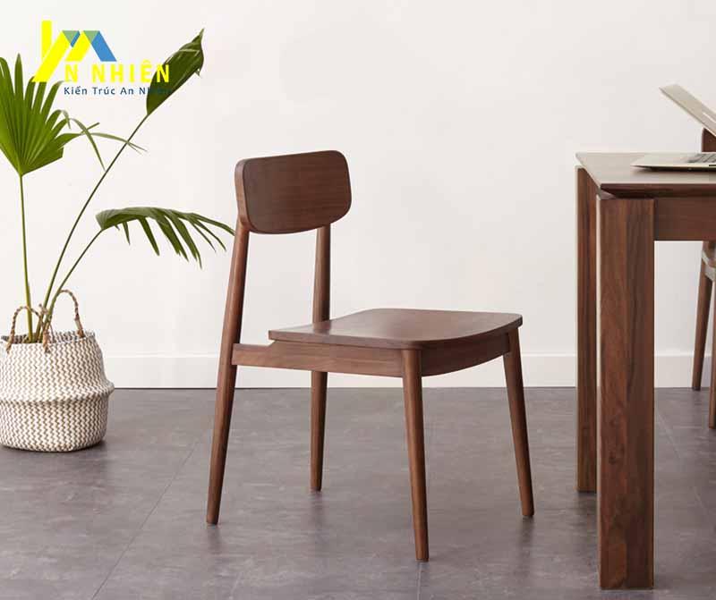 mẫu ghế gỗ dành cho quán cafe