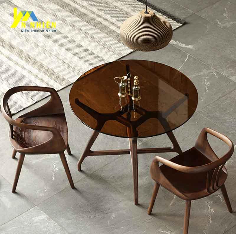 mẫu bàn ghế cho quán cà phê độc đáo