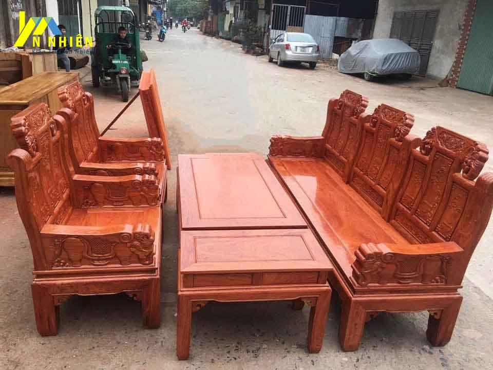 mẫu ghế gỗ hương truyền thống