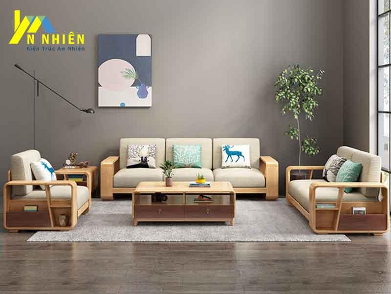 mẫu sofa phòng khách đơn giản