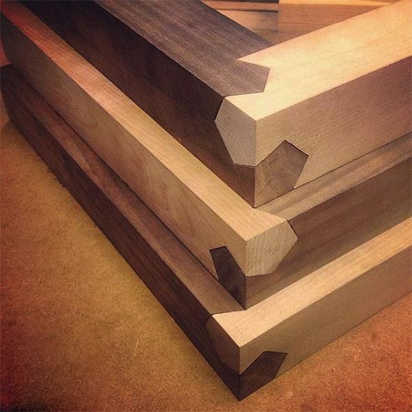 gỗ ghép giác