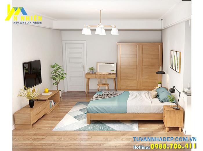 giường gỗ công nghiệp dưới 1 triệu