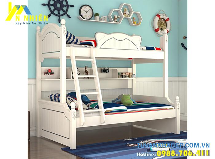 giường tầng tiết kiệm diện tích