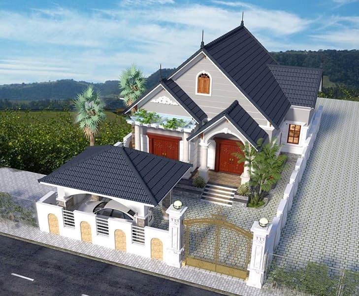 Xu hướng thiết kế nhà đẹp năm 2020