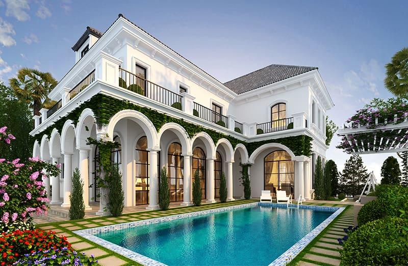 Kiến trúc nhà hiện đại