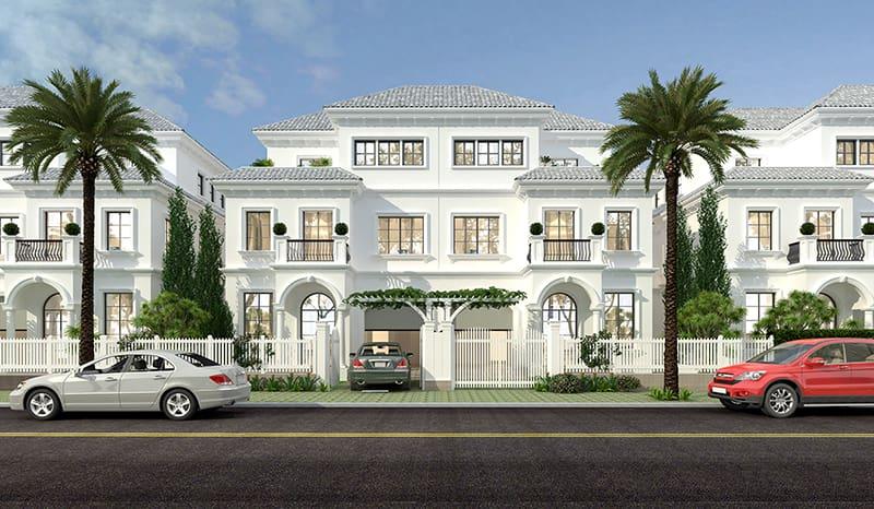 Ngôi nhà bề thế và sang trọng với giá trị cao