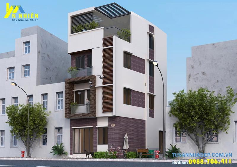 Công ty thiết kế nhà phố tại Hà Nội