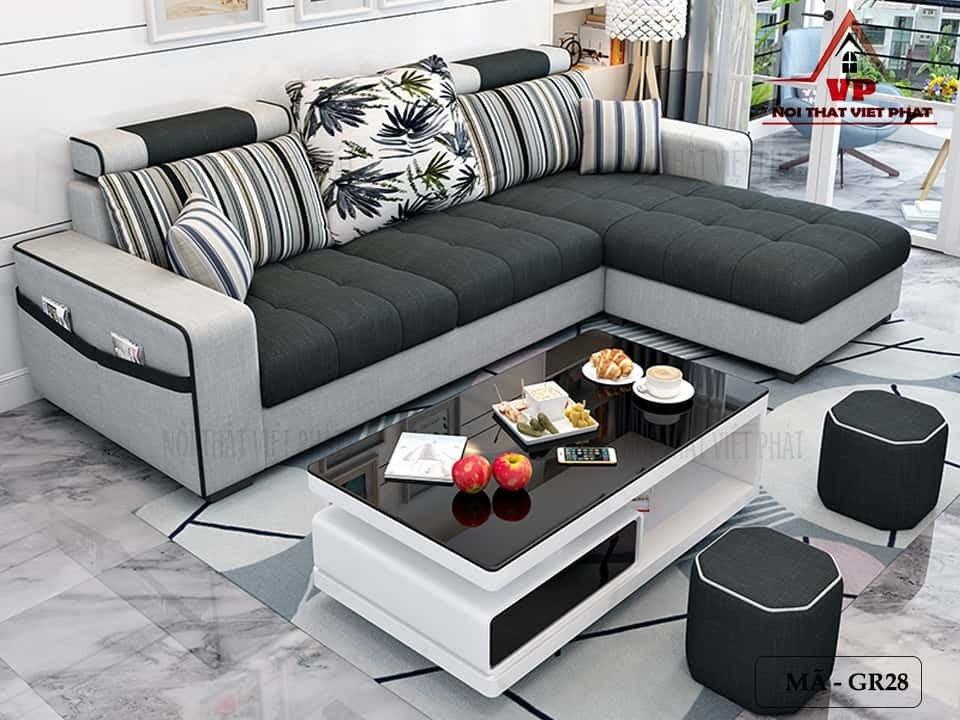 mẫu sofa chữ L