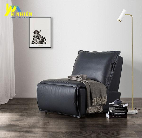các mẫu sofa da đơn