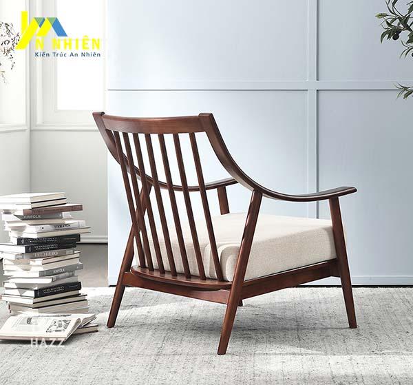 mẫu sofa đơn gỗ