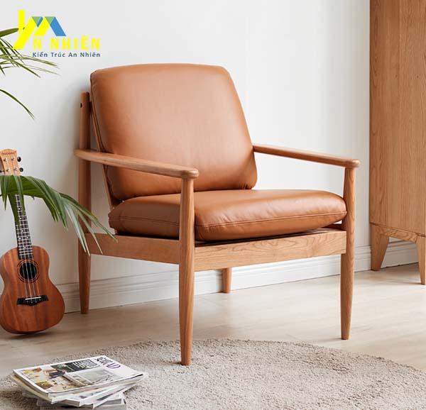 hình ảnh mẫu sofa đơn bằng gỗ