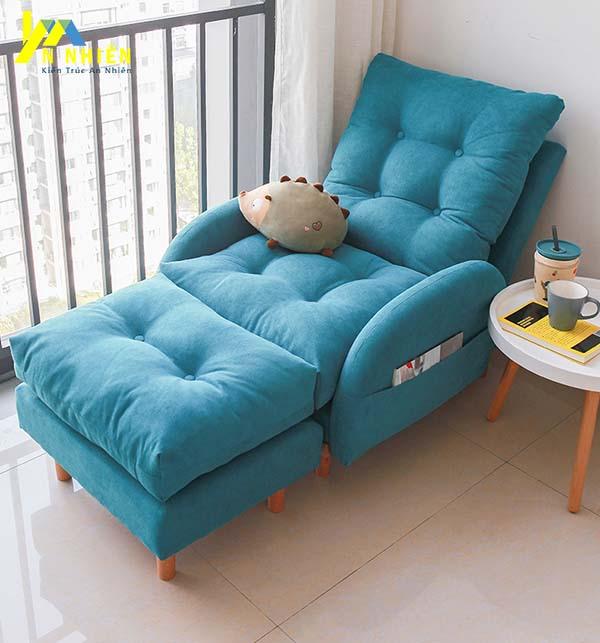 hình ảnh ghế sofa văng đơn thư giãn