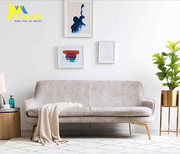 mẫu sofa văng đơn