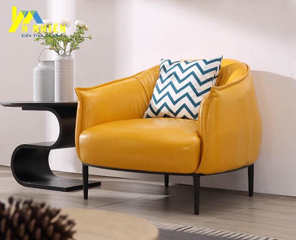 mẫu sofa vải đơn