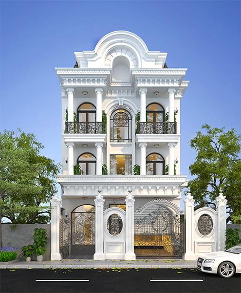 Công ty thiết kế nhà tại Hà Nội
